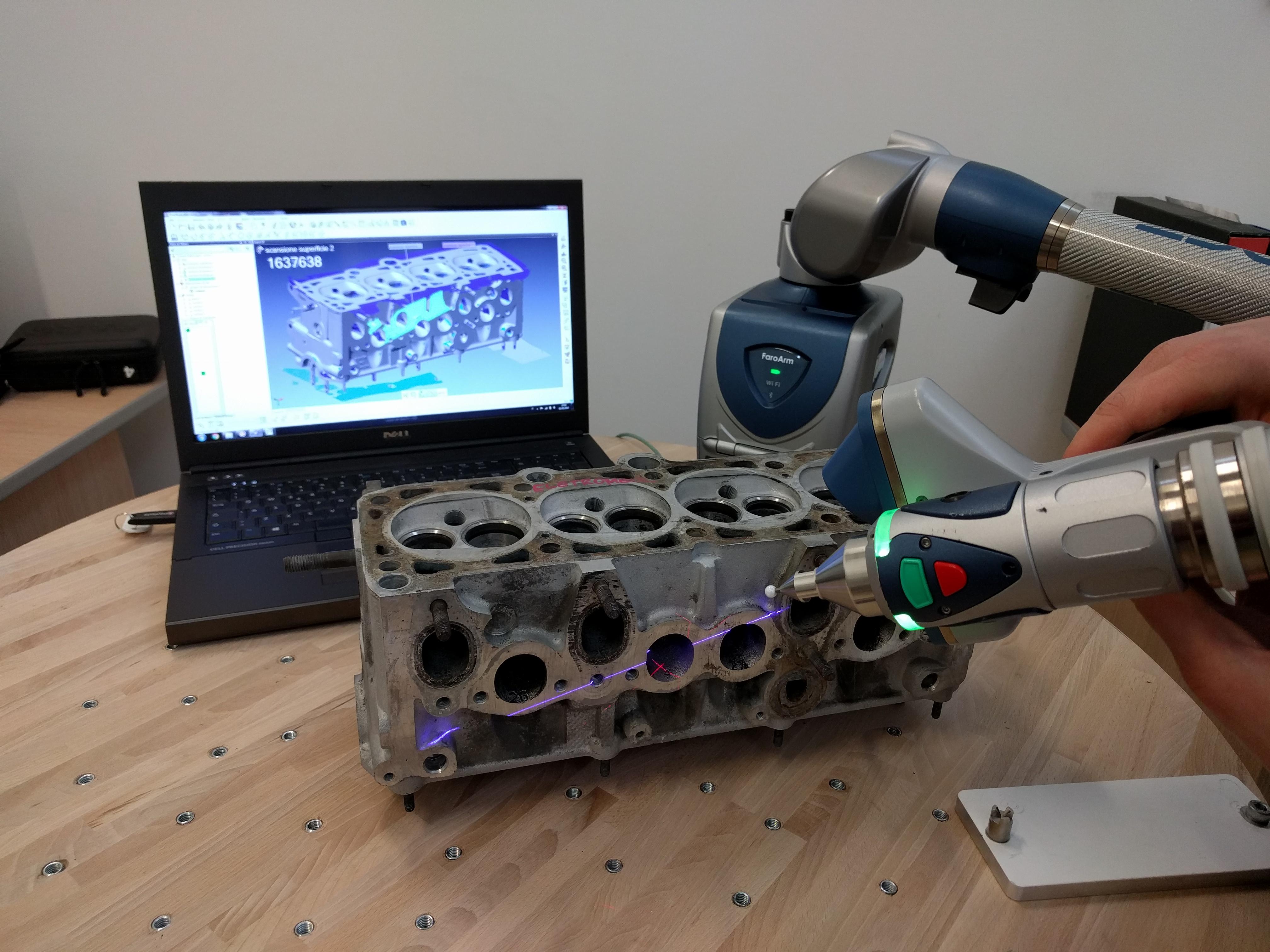 scansioni 3D firenze
